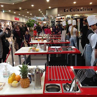 comunchef, animation culinaire - concours de cuisine