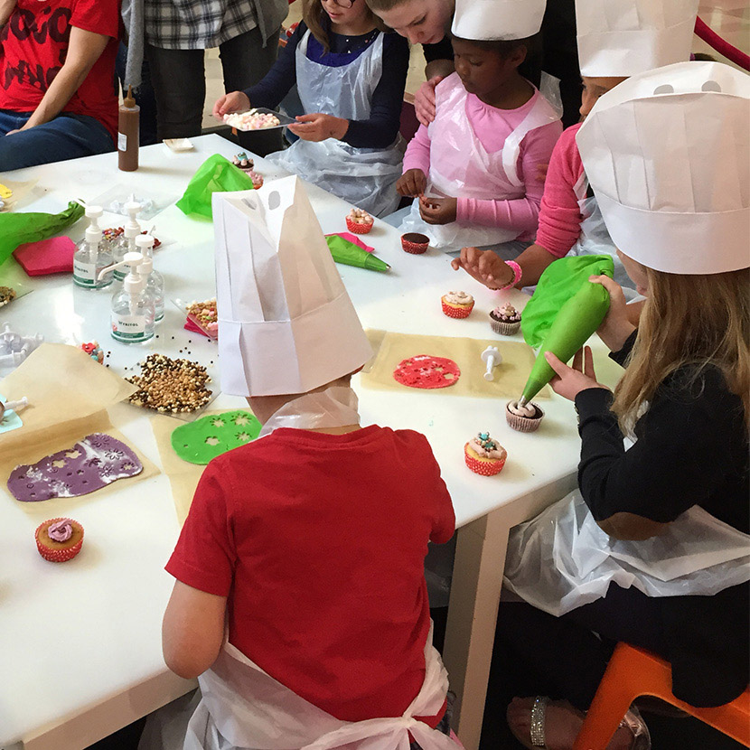 comunchef, animation culinaire - ateliers mini chefs